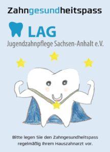 Bild Zahngesundheitspass