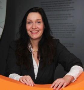 Bettina Pfaff, Geschäftsführerin der Arche Nebra