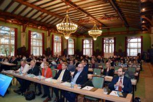Der 26. Zahnärztetag der Zahnärztekammer Sachsen-Anhalt fand traditionell im Dorint Herrenkrug Parkhotel statt