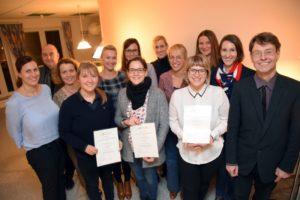 Die Teilnehmer des Curriculums Kinderzahnheilkunde