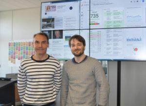 Dr. Dirk Wagner und Dr. Stefan Schuster