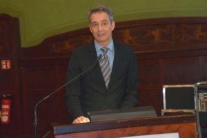 Kammerpräsident Dr. Carsten Hünecke