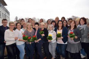 Mit der feierlichen Übergabe der Zertifikate endete der 13. ZMV-Kurs der Zahnärztekammer Sachsen-Anhalt.