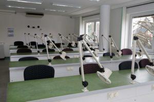 Schulungsraum der Zahnärztekammer Sachsen-Anhalt