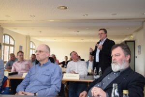 Treffen der Kreisstellenvorsitzenden der Zahnärztekammer Sachsen-Anhalt